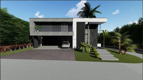 Casa Com 4 Dormitórios À Venda, 519 M² Por R$ 4.500.000,00 - Condomínio Residencial Saint Patrick - Sorocaba/sp - Ca2413