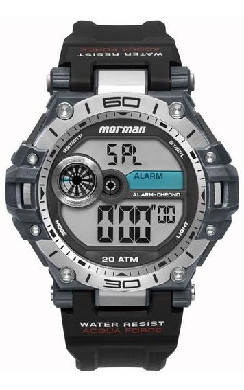 Relógio Mormaii Masculino Acqua Force Mo14073aa/8p Lançament