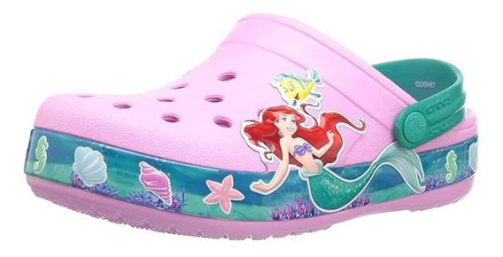 Crocband Princess Ariel Kids