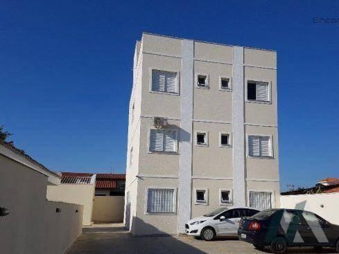Kitnet Mobiliada Com 1 Dormitório Para Alugar, 35 M² Por R$ 1.000/mês - Jardim Morumbi - Sorocaba/sp - Kn0011