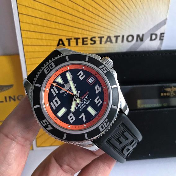 Breitling Superocean 42mm Edição Limitada