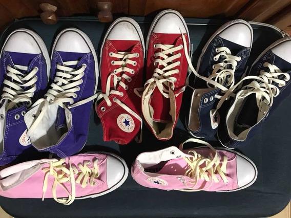 Zapatillas Converse All Star Originales (usadas) Varios Colo