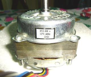 Motor Ventilador Para Nevera O Extractor 127v - 60hz (12$)