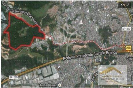 Área A Venda No Bairro Vila Universal Em Barueri - Sp.  - Vpar38-1