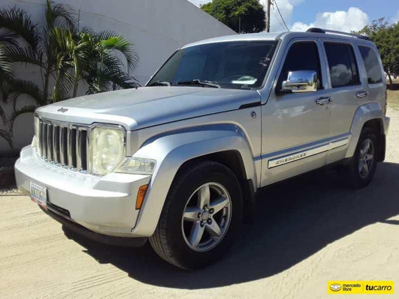 Jeep Cherokee Limited-automática