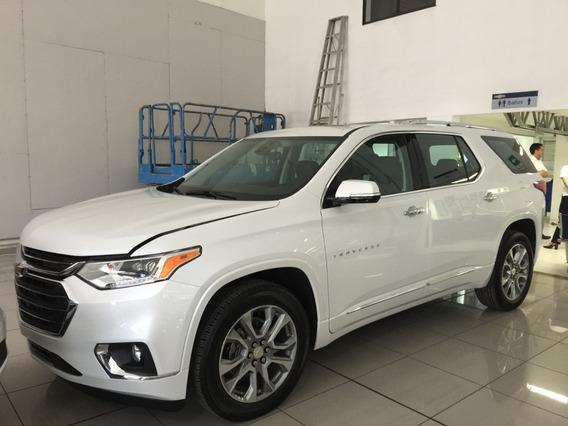 Chevrolet Traverse Premier 2019 Nuevo Nueva