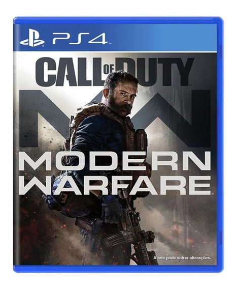Call Of Duty: Modern Warfare Ps4 - Edição Nacional Ps4