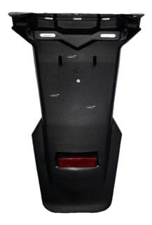 Guardabarro Trasero Yamaha Bws 125 4t Cola Porta Placa