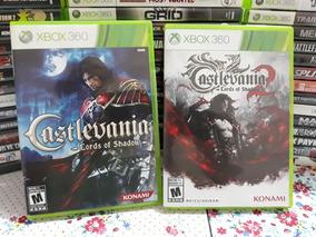 Castlevania 1 E 2 Xbox 360