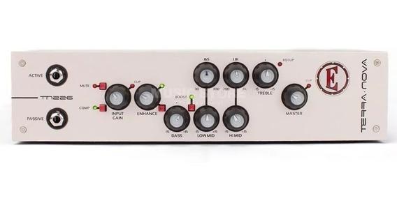 Cabezal Amplificador Bajo Eden Terranova Tn501 500w