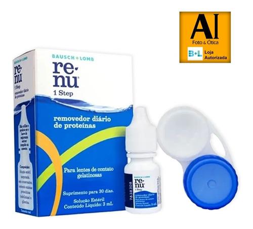 Imagem 1 de 4 de Renu 1 Step 3ml Removedor Diário De Proteína