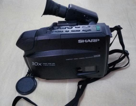 Filmadora Sharp (modelo Easy Cam, Vl-e300b)