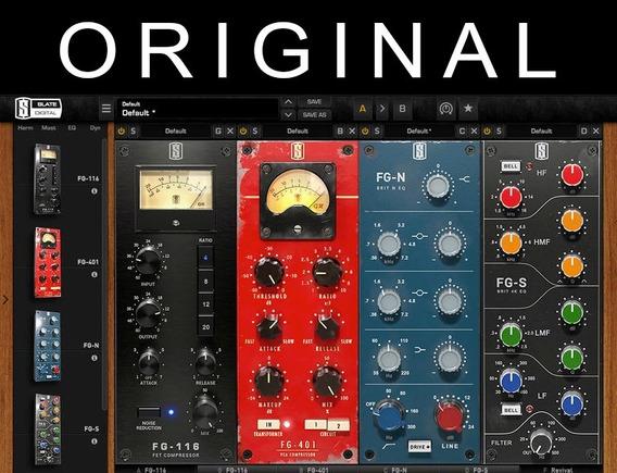 Slate Digital - Virtual Mix Rack Vmr Original