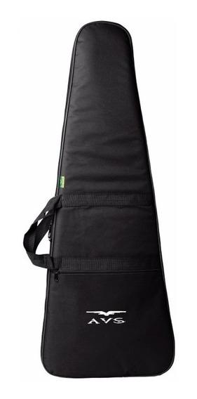 Capa Bag Acolchoado Contra Baixo Avs Luxo Almofadada