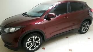 Honda Hrv Modelo Lx Automático 2016 Única Dona Ipva Total Pg