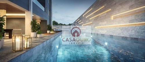 Cobertura Com 2 Quartos À Venda, 132 M² - Santo Agostinho - Belo Horizonte/mg - Co0265