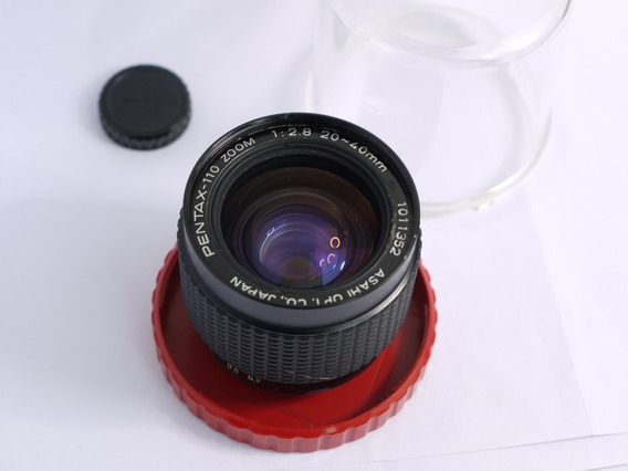 Lente Pentax 110 Zoom 20~40mm F2.8 Micro Four Thirds