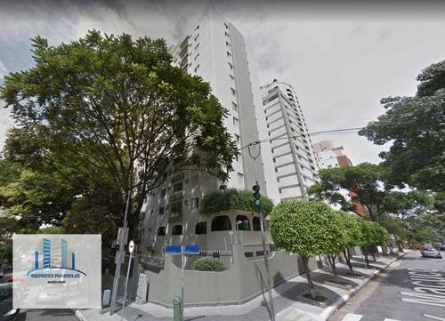 Apartamento Com 2 Dormitórios À Venda, 90 M² Por R$ 880.000,00 - Moema - São Paulo/sp - Ap3608