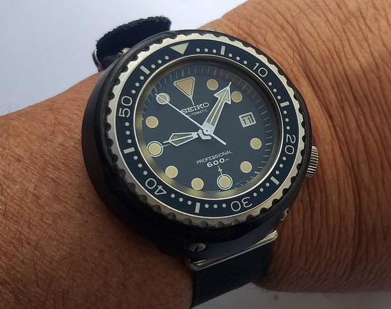 Seiko Professional Diver 600m - 6159-7010 De 1975 Tuna Can