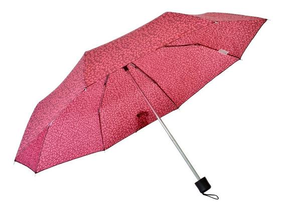 Paraguas Sombrilla De Bolsillo 87 Cm Diámetro Mayoreo