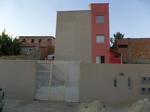 Apartamento Com 3 Quartos Para Comprar No São Pedro Em Esmeraldas/mg - 1559