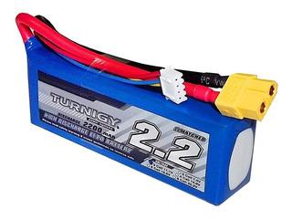 Batería Lipo 2200mah 3s 11.1v Turnigy / Entrega Inmediata!!!