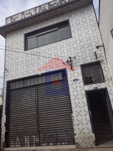 Galpão À Venda, 3 Vagas, Ipiranga - São Paulo/sp - 6856