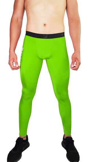 Licra Mallas Para Hombre Leggings Varios Colores Play Fit