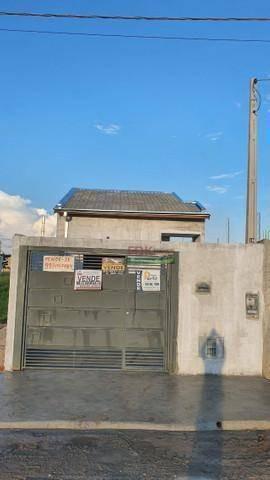 Imagem 1 de 3 de Casa Com 2 Dormitórios À Venda, 66 M² Por R$ 185.000 - Residencial E Comercial Portal Dos Eucaliptos - Pindamonhangaba/sp - Ca6198