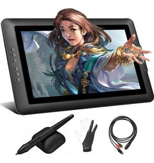 Tableta Xp Pen Artist 15.6 Ips Fhd 1080p Lapiz Windows