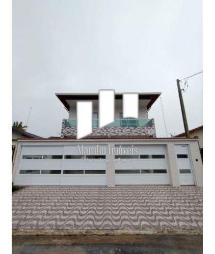 Imagem 1 de 15 de Casa Em Condomínio 2 Dormitórios E Sacada Em Praia Grande Sp.