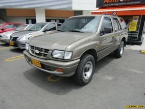 Chevrolet Rodeo 3.2 Mt 4x4