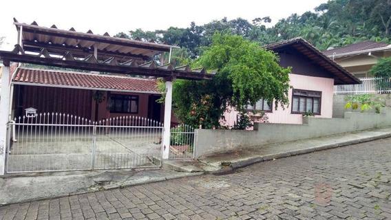 Casa Com 3 Dormitórios À Venda, 200 M² Por R$ 320.000,00 - Vila Nova - Blumenau/sc - Ca0494