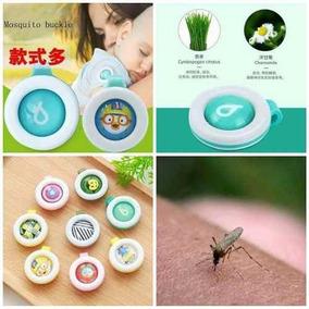 Kit 20 Broches Repelentes Mosquito Aedes Dengue Frete Grátis