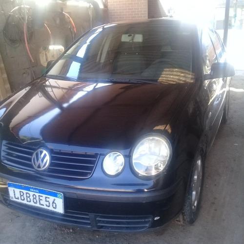 Volkswagen Polo Sedan 2004 1.6 4p