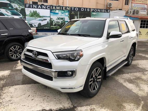 Toyota 4runner Limited Full