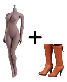 Phicen Body S19b + Bota 1/6 P/ Hot Toys , Blitzway , Did ,