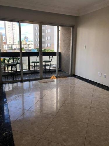 Apartamento À Venda, 95 M² Por R$ 460.000,00 - Santa Cruz Do José Jacques - Ribeirão Preto/sp - Ap4576