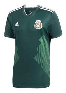 Jersey Oficial Selección De México Local adidas [add1254]