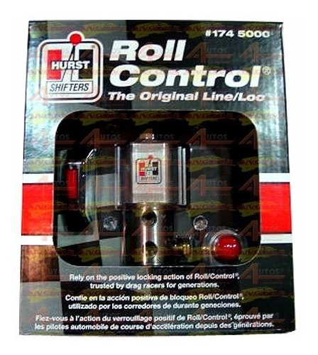 Kit Trava Freio P/ Burnout -roll Control Cód.:02483
