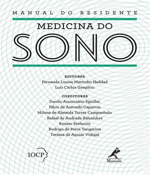 Manual Do Residente - Medicina Do Sono