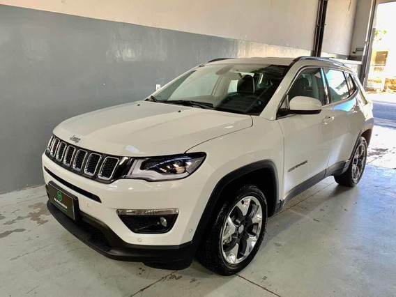 Jeep Compass Flex 2.0 Longitude 2020 Blindado 3-a Pronta Ent