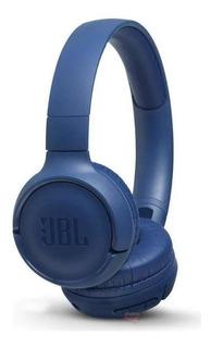 Audifonos Jbl Tune 500bt Original Azul Inalambricos