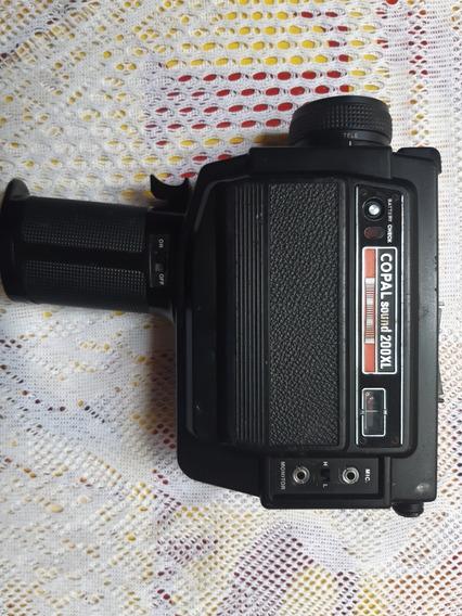Filmadora Antiga Copal Sound 200xl