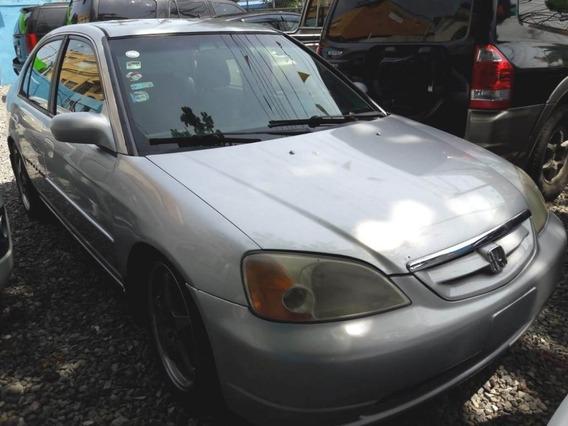 Honda Civic 2001 Americano