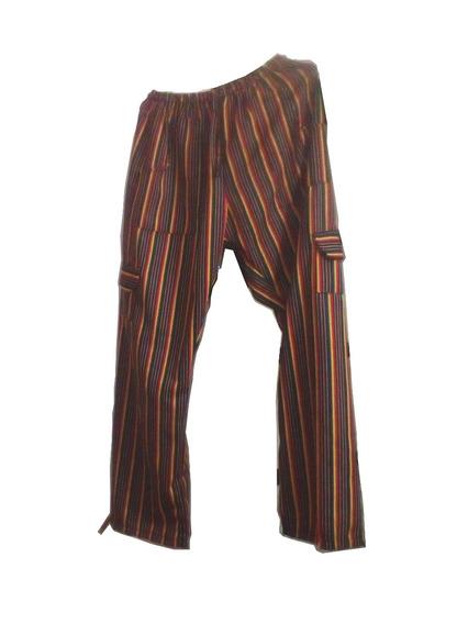 2 Pantalones Bali Hindú Talles 1 Al 6