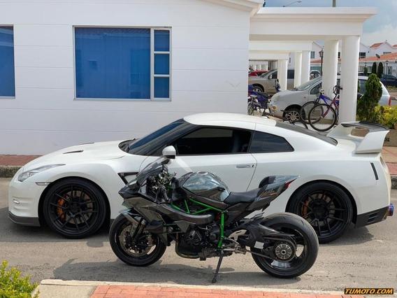 Kawasaki Ninja Versión H2r
