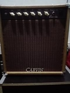 Carvin Vintage 16 Combo, Celestion V30 Uk, Joya Descontinuad