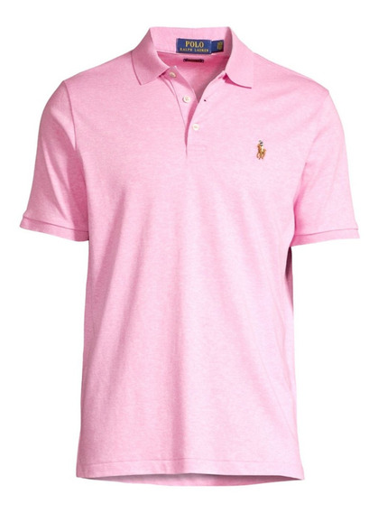 Chombas Classic Fit Soft Touch Polo R Lauren (20% Off)