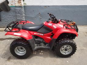 Quadriciclo Honda Fourtrax Trx 420 4x4 2012 C/ Guincho 2 Ton